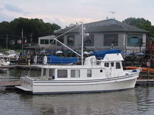 Pacific Trawler 40***SOLD*** 2003
