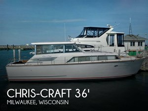 Chris-Craft 1966
