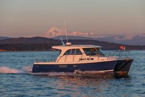 2016 Aspen Power Catamarans C100