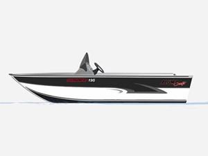 Alumacraft Edge 185 Sport 2016