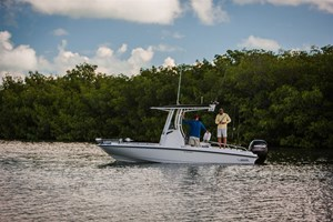 Boston Whaler 210 Dauntless 2016