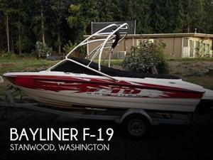 Bayliner 2010