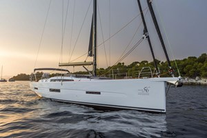 2021 Dufour Yachts Exclusive 56