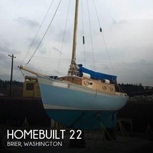 2009 Homebuilt 22 Motorsailer