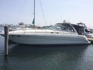 Sea Ray 410 SUNDANCER 2002