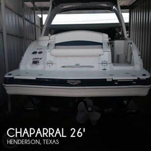 Chaparral 2012