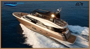 Monte Carlo Yachts 86 MCY86 2018