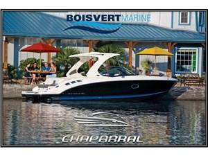 Chaparral 30 SSX 307 2018
