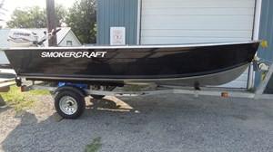 Smoker Craft 14' Voyager 2018