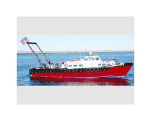 Breaux Bros Aluminum Crew Boat 1966