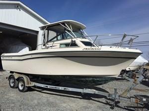 Grady-White 24 Offshore 1986