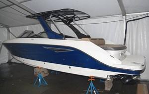 Sea Ray 280 SLX 2016