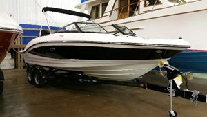 Sea Ray 21 SPX Sport Outboard 2015