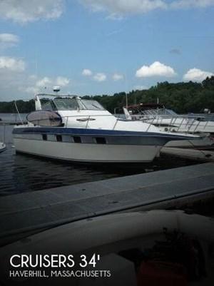 Cruisers Yachts 1987