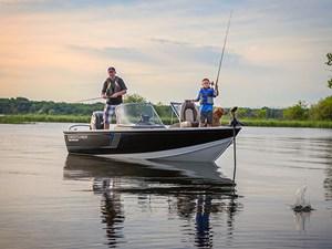 Crestliner Fish Hawk 1650 WT 2016