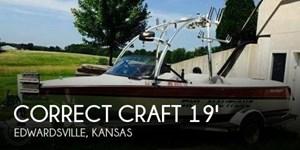 Correct Craft 1996