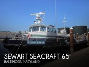 Stewart Seacraft 1964
