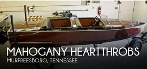 Mahogany Heart Throbs 2013