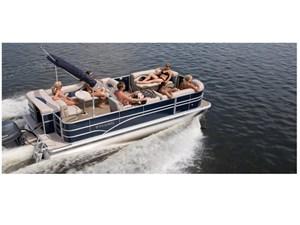 Sylvan 820 Cruise 2016
