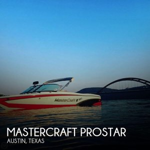 Mastercraft 2015