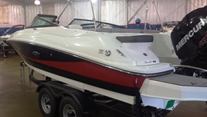 Sea Ray SDX 220 Outboard 2017