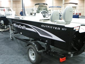 MirroCraft 1677 Outfitter SC 2015