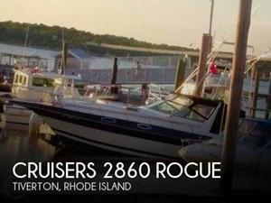 Cruisers Yachts 1988