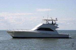 Viking Yachts 56' Convertible 2009