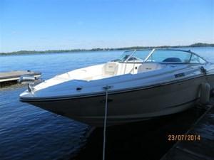 Sea Ray 250 SLX 2008