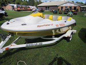 Sea-Doo Sportster LT 2002