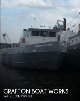 Grafton Boat Works 1971