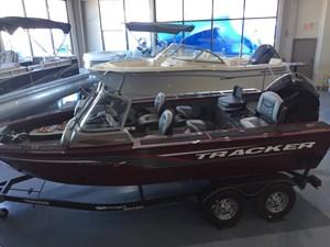 Tracker Targa 18 Combo 2017