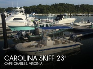 Carolina Skiff 2015