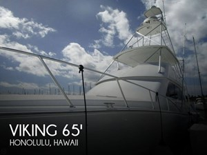 Viking Yachts 2005