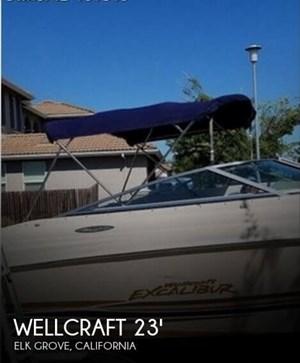 Wellcraft 2001