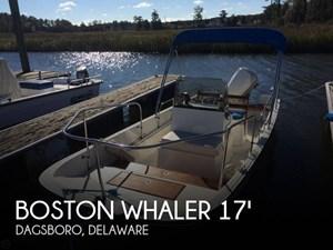 Boston Whaler 1965