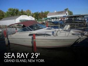 Sea Ray 1985