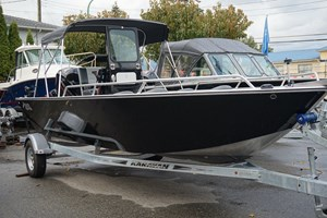 RH Aluminum Boats 20 Super Pro-V 2017