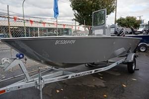 RH Aluminum Boats Pro V 16 2016