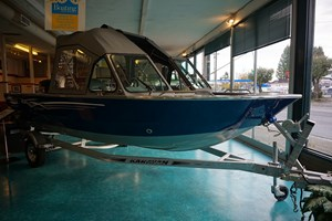 RH Aluminum Boats 180 Sea Hawk Sport 2017
