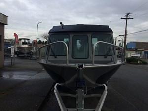 RH Aluminum Boats 22 Sea Hawk Pro 2017