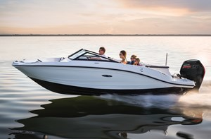 Sea Ray SPX 190 Outboard 2017