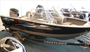 Crestliner Fishing Boats 1750 Super Hawk 2016
