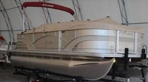 Sylvan Pontoon Boats Mirage 8520 Cruise 2017