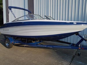 Crownline Bow Rider 205SS 2017