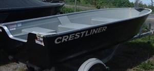 Crestliner Aluminum Boat 1467 2016