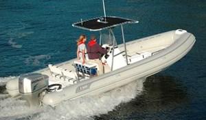2021 AB Inflatables Oceanus 24 VST