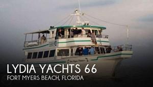 Lydia Yachts 1984