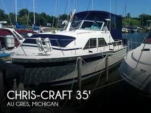 Chris-Craft 1980