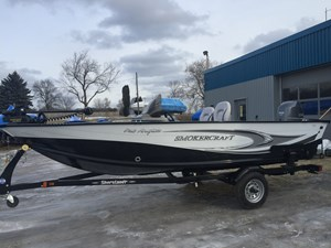 Smokercraft 161 Pro Angler 2017